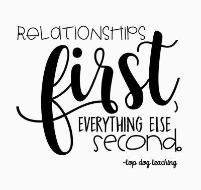 Image result for relationships first everything else second kayla delzer